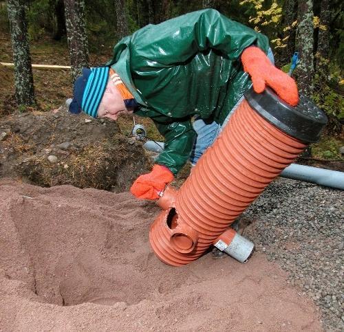 Пластиковые колодцы: современное решение для дачной канализации